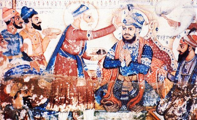 Guru Arjun-t guruvá avatják